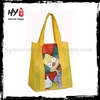 Multifunctional assorted color non woven shopping bag with CE certificate