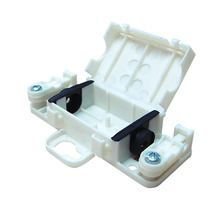 VDE CE IP44 Screwless 3 Pole Waterproof Junction Box With 3 pole Terminals