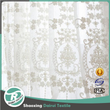 2017 new Flower embroidery sheer voile the finished yarn curtain