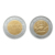 game coins custom brass game token for coin operated vending machine
