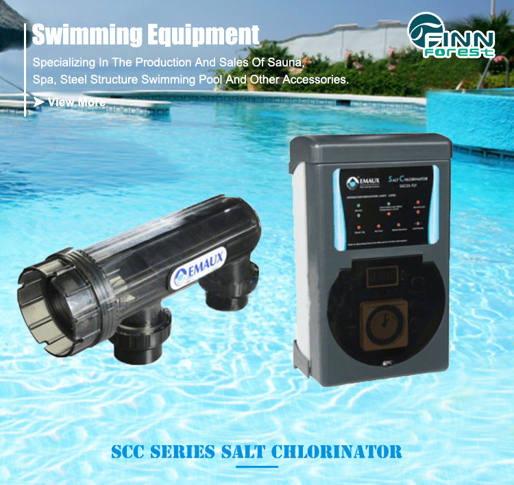 Swimming Pool Salt Water Chlorinator
