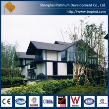 Cheap Prefabricated, Modular 2 Storey Manufactured Homes with Good Quality