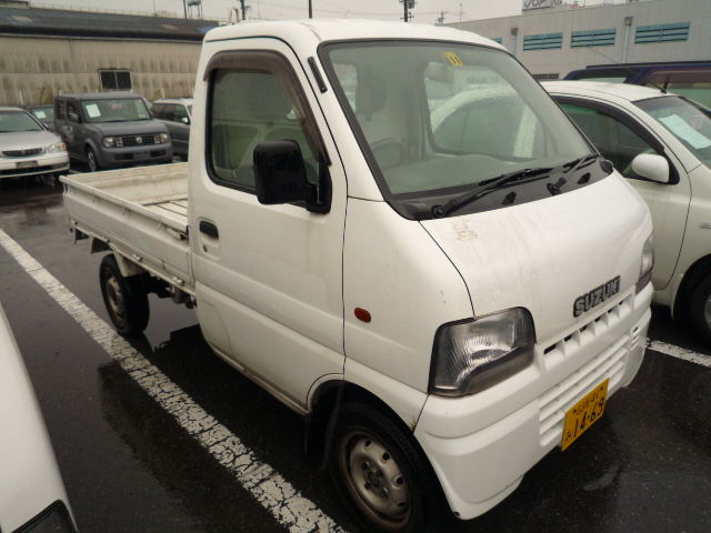 2000 Suzuki Carry Truck, Steering: Right, used car 23250