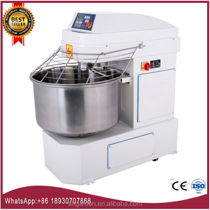 CE ISO spiral high universal bakery dough food grade used commercial dough mixer