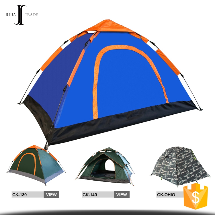 JUJIA-622217 canvas wall tent wholesale extra large military canvas outdoor camping tent camping outdoor tent for sale
