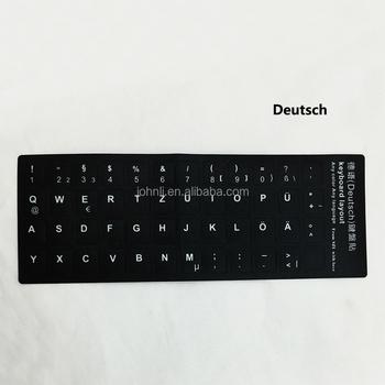 photograph about Keyboard Printable called Deutsch Computer system Keyboard Skins Sticker Printable Keyboard Sticker - Purchase Deutsch Keyboard Sticker,Printable Keyboard Sticker,Personal computer Keyboard Skins