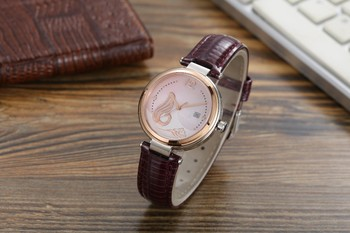 2017 hot selling lady watch beautiful and good quality watches women