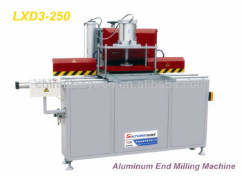 Automatic Aluminum Profile End Milling Machine With Four Cutters ...