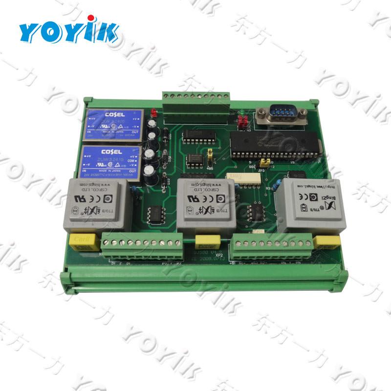 DEC Generator excitation system JUKI-752 CPU card For Power Plant Generator