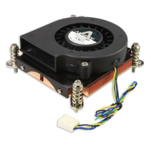 Alseye BA602w manufacture AS1156NCC7B-002 dual ball bearing intel 1156 cpu server cooling fan