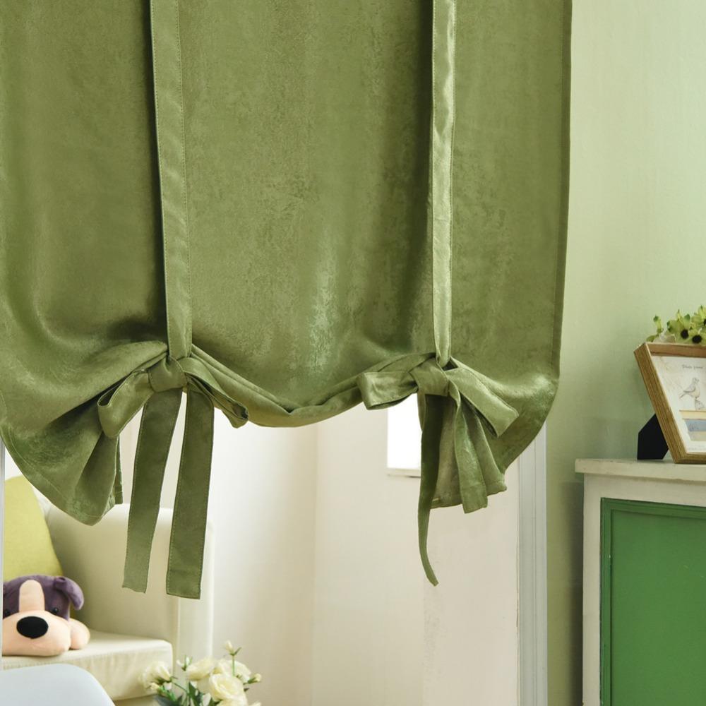 NAPEARL Luxe mode korte gordijnen keuken vouwgordijnen dikke ...