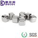 8 pcs Metal Ice Cube non melting ice cube