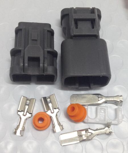 10pcs dj70253 6 3 waterproof automotive wiring harness car. Black Bedroom Furniture Sets. Home Design Ideas