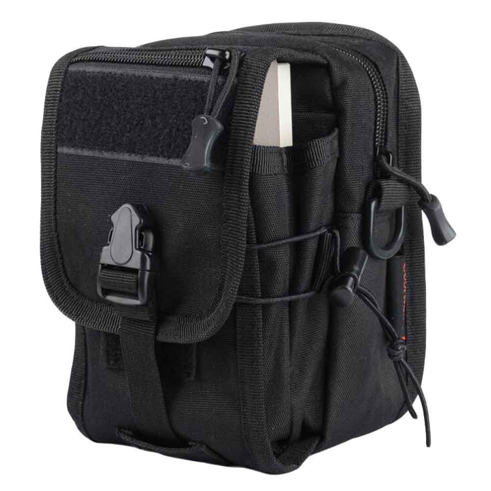 dfd681f18e91 Get Quotations · Koala Superstore Outdoor Zipper Arm Bags Waist Pack Bag  Fanny Pack Hip Bum Bag Men