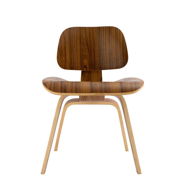 Charles eames dsw silla de comedor madera contrachapada for Sillas de madera ikea
