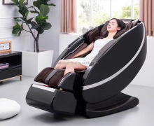3D Zero Gravity Massage Chair & SL track & APP &Bluetooth music