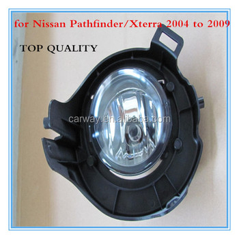 For Nissan Frontier Xterra 2004 To 2009 Fog Light Best Price Auto Parts