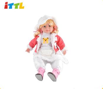 2018 Populer Doll Mainan Lucu Bayi Doll Boneka Bayi Kecil - Buy ... 41b9713bab