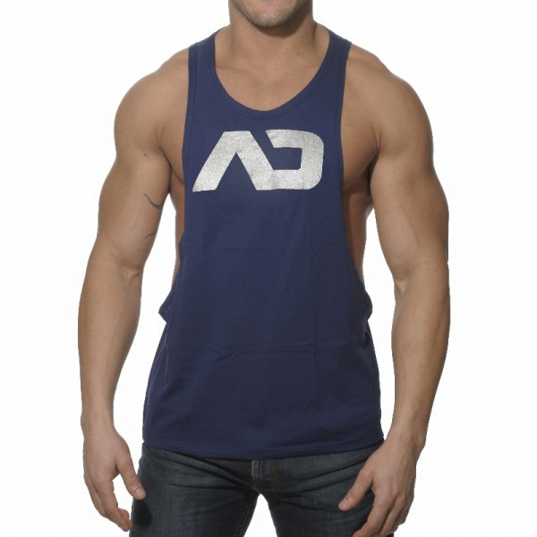 Wholesale New Men S Cotton Vigor Gym Tank Tops Low Cut Side Holes ... 7a67f0652