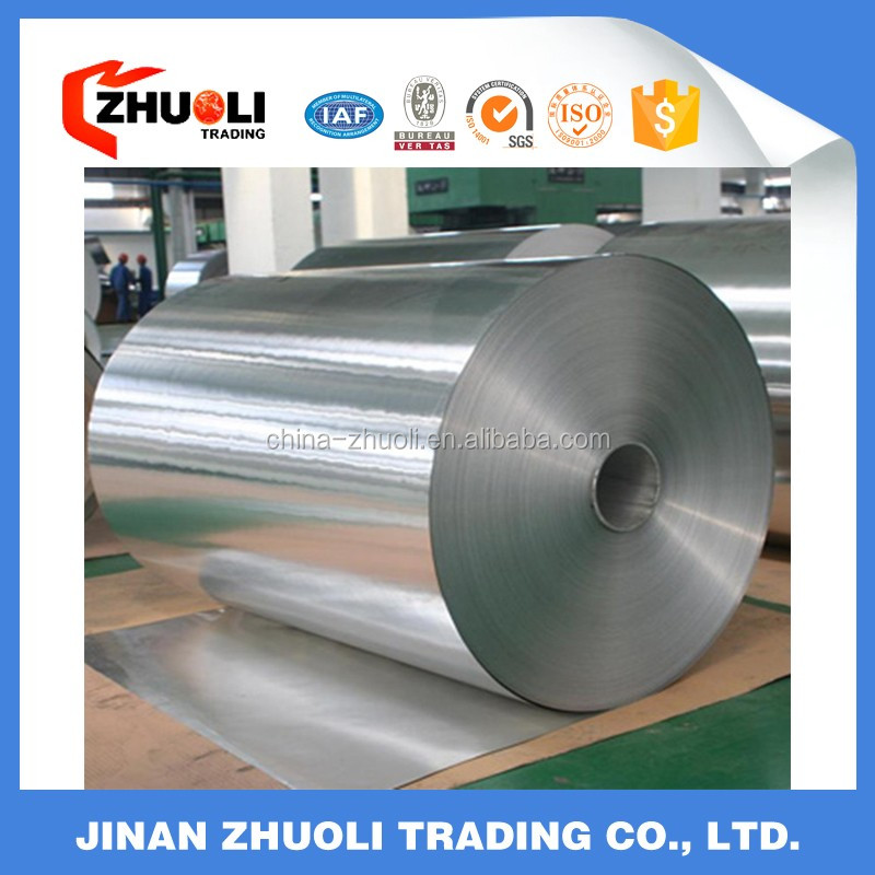 Cold Rolled Turkey Foreign Trade Galvanized Steel coils