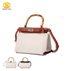 Women Fashion Canvas Shoulder Bags Top-Handle Handbag Tote Bag Purse Crossbody Bag