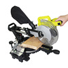 N in ONE 210mm sliding 18v Cordless Compound Miter Saw