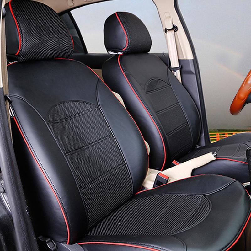 promoci n de asientos en piel para coches compra asientos en piel para coches promocionales en. Black Bedroom Furniture Sets. Home Design Ideas