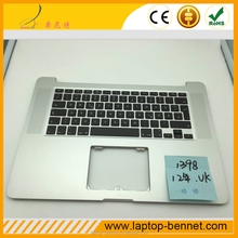 A1398 Top Case With UK Keyboard For Apple Macbook Pro Retina 15'' 2012