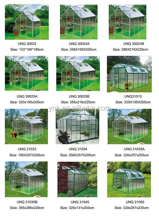 Directe D\'usine 6mm Feuille De Plastique Polycarbonate Agricole Mini Serre  De Jardin - Buy Maison Verte,Maison Verte De Jardin,Feuille En Plastique De  ...