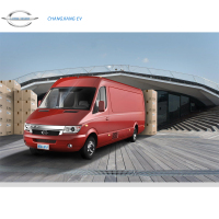 Shenzhen Luxury Electric Vehicle : Mini Cargo Van / Transit Van / Small Delivery or Transfer Van / Truck, Commercial Utility Car