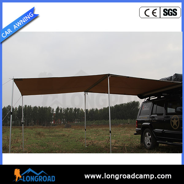 4wd Retractable Car Side Awning - Buy Side Awning,Car Side ...