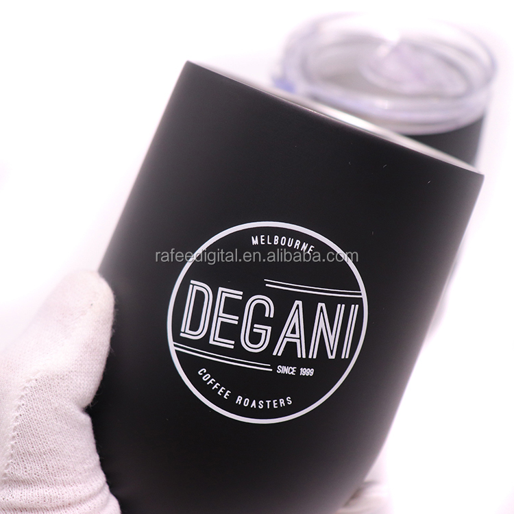 12 Oz Online Coffee Cups Travel Beer Mug Double Wall Stainless Steel Tumbler