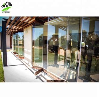 Frameless Bi Folding Patio Doors Buy Bi Folding Doorspatio Doors