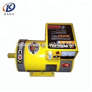 KADA ST-3KW 3kva alternator 4 pole generator 3kva 220v low rpm alternator