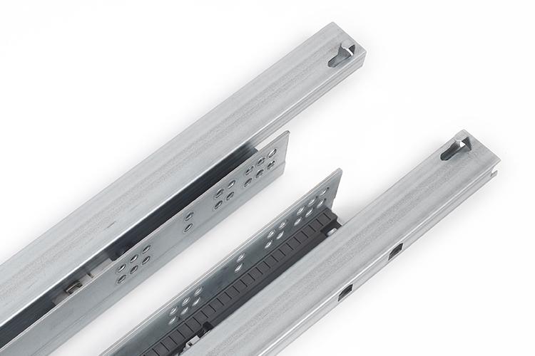 undermount soft close drawer slides