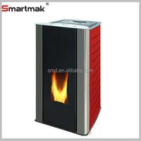 18KW italian pellet boiler,hydro pellet stove,6mm diameter pellets stove