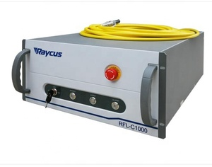 High power free maintainence 1000W raycus fiber laser power source generator