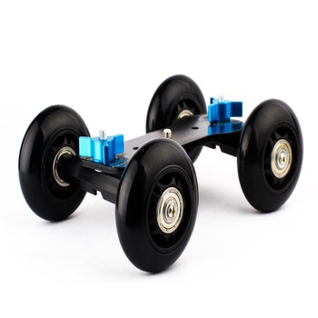 YELANGU Hot Sell L2 Light Stable Easy To Carry Cheap Factory Price Black+Blue Mini Dolly
