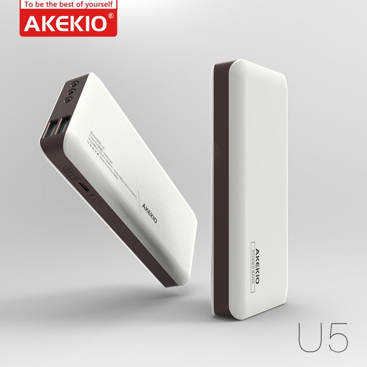 Portable Quick Charge 3.0 Power Bank 10000mAh OEM in shenzhen