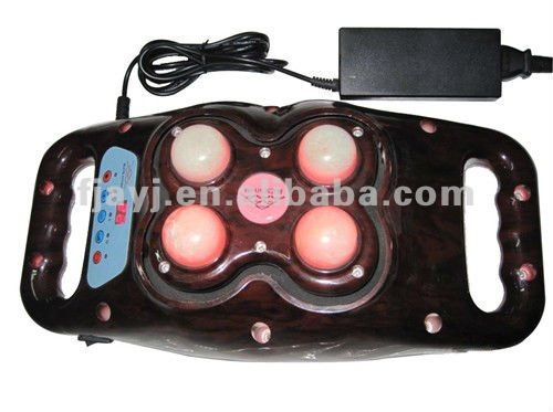 far infrared vibrating massager with 4 jade balls