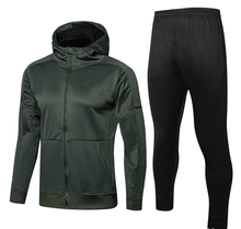 <span class=keywords><strong>JFC</strong></span> Waarschuwen Up Herfst Private Label Dri Fit Oem Aangepaste Logo Merkloze Trainingspak