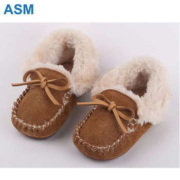 Original Factory High Quality Funny Kids Winter Warm Safety Shoes