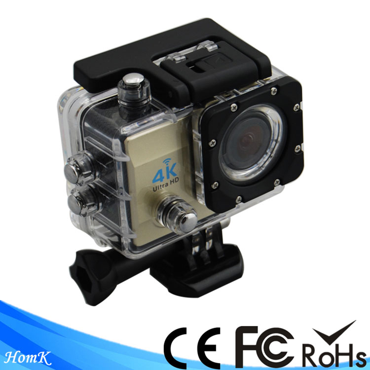 SJ7000 Mini cheap waterproof 40m remote control xiaomi yi action camera travel edition/x5 action camera 4K