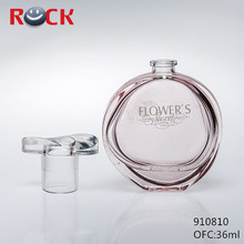 crystal fragrance empty glass bottles perfume use 30ml