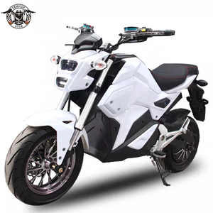EEC COC approved with  2000w sports electric motorcycle for adult