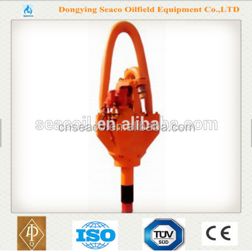 BOMCO Honghua SL 135 Drilling rig rotary swivel Drilling Power Swivel and spare parts