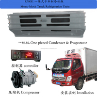 New product transport cooling units R780E for trucks with low noise