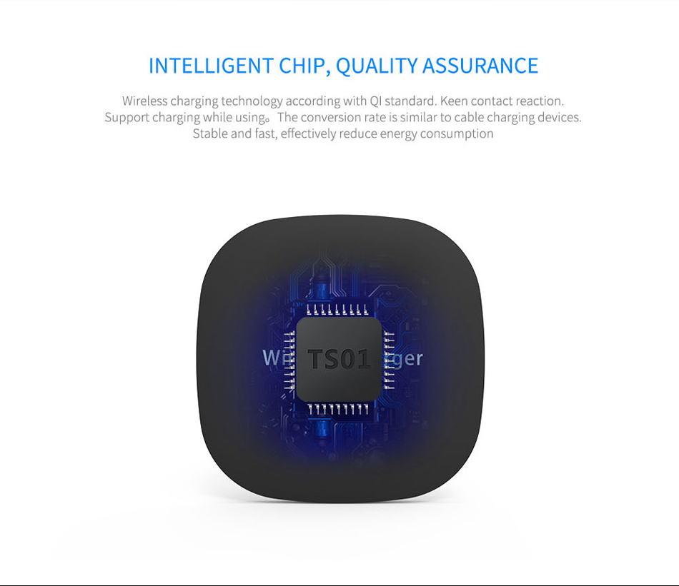 Fast Charge Wireless Charging for iPhone X Apple Watch Airpods