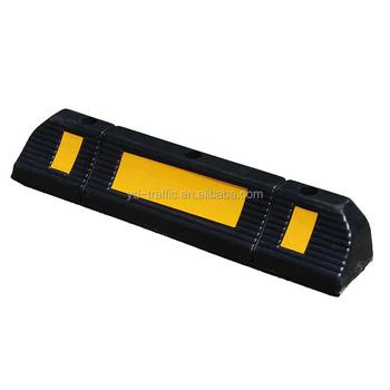 94ea70d02c3 wholesale all size Car Rubber Wheel Stopper For Parking Parking Block for  Sale car wheel stopper