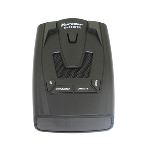 G 810str Radar detector gps update Russia database antiradar for car